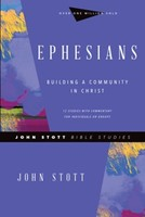 Ephesians: Building a Community in Christ, Revised Ed. (PB)