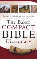 Baker Compact Bible Dictionary (Hardcover)