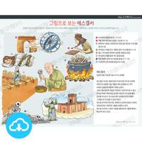성경 인포그래픽 50 그림으로 보는 에스겔서 by 규장굿즈 / 이메일발송(파일)