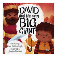 David and the Very Big Giant (Very Best Bible Stories series) (Hardcover)