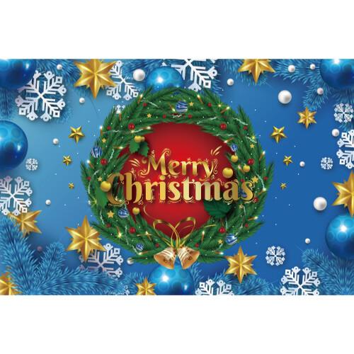 대형 배경 현수막 - 크리스마스 1539