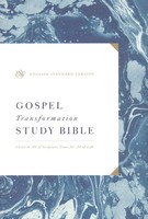 ESV: Gospel Transformation Study Bible: Christ in All of Scripture, Grace for All of Life (양장본)