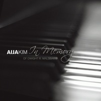 김애자 피아노 묵상 - In Memory of Dwight R. Malsbary (CD)