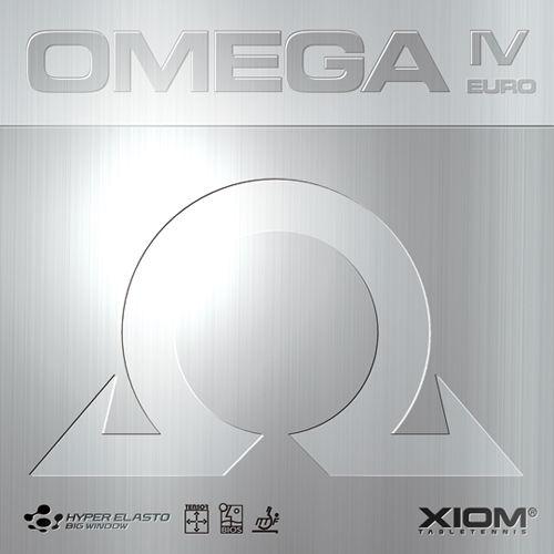 엑시옴 OMEGA 4 EURO 러버