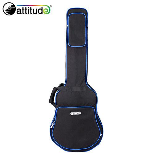 에티튜드 버스커 기타 케이스 (블랙 블루)