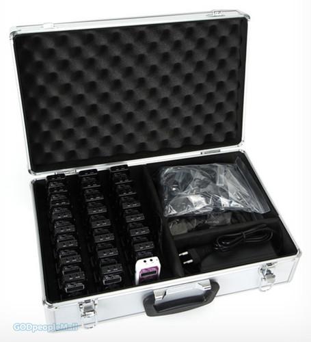 아이더준 REMOS900용 충전보관함