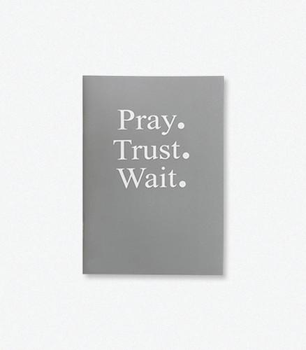 기도노트(무지)-GRAY