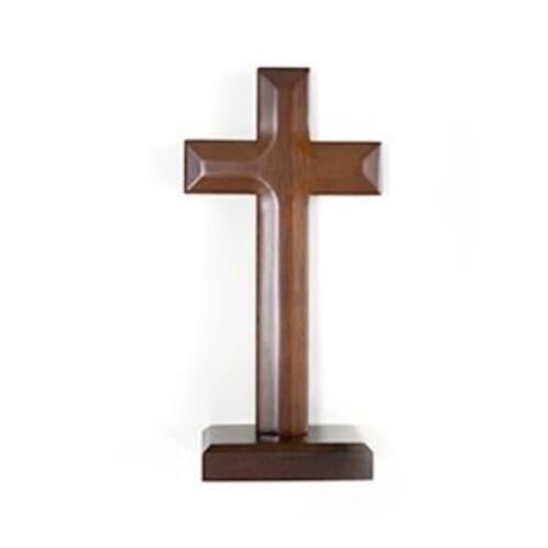 원목 탁상 십자가 (4)