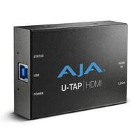AJA U-TAP HDMI USB 3.0 휴대용 캡처 보드
