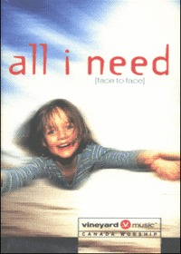 all i need  - face to face (Tape)