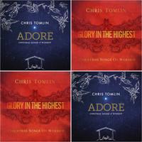 Chris Tomlin 크리스마스워십 음반세트(2CD)