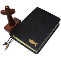 코끼리엠보 기본형(소가죽) 성경책 리폼