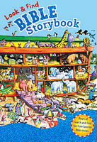 Look and Find Bible Storybook (HB)
