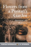 Flowers from a Puritans Garden: Illustrations and Meditations (Puritan Paperbacks) (PB)