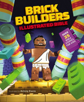 Brick Builders Illustrated Bible: Over 35 Bible Stories for Kids (HB)