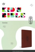 ESV: Kids Bible, Thinline (TruTone, The True Vine)