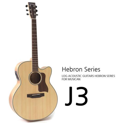 로그 2020 Hebron J3 어쿠스틱 기타
