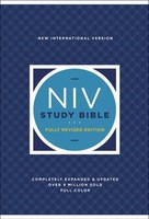 [개정판]NIV Study Bible, Fully Revised Ed (양장본)