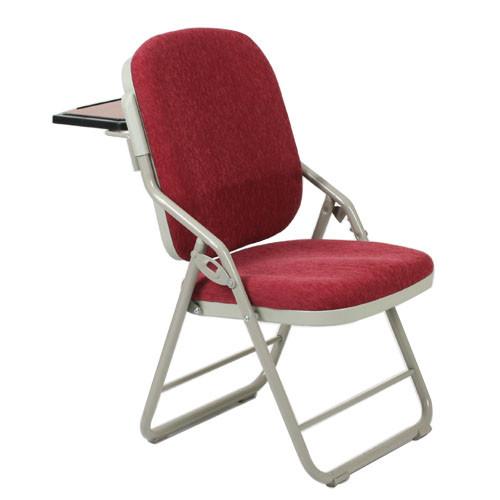 교회용 접이식 의자 EP-205(아래 선반 없음)