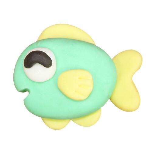 비누클레이 - 내가만든물고기비누(10인용세트)