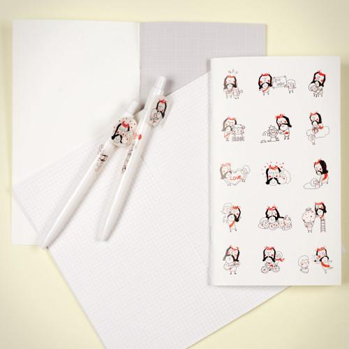 ★캠프코리아★가시면류관 프리노트 11.예수님과(디자인토스트)