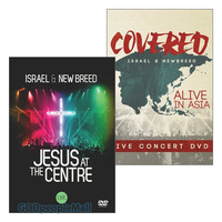 Israel & NewBreed 수입 DVD 세트(전2종)
