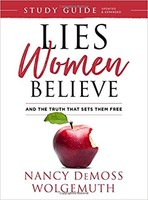 Lies Women Believe Study Guide: And the Truth that Sets Them Free (PB)