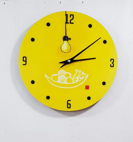 갤러리봄 오병이어 원형시계