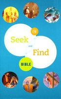 ESV: Seek and Find Bible (양장본)