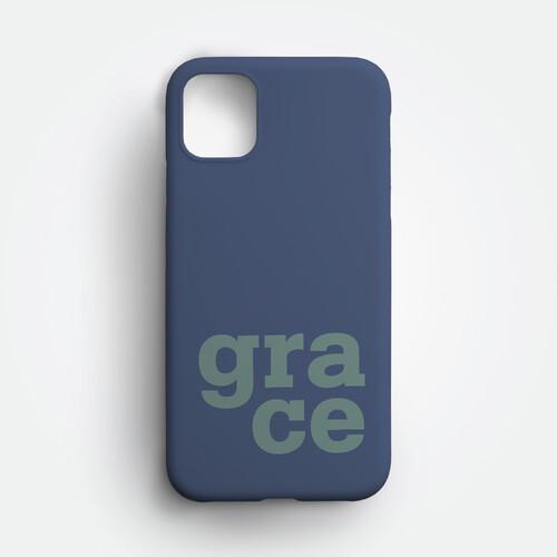 성경말씀폰케이스 심플-02 은혜(Grace)