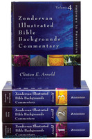 Zondervan Illustrated Bible Backgrounds Commentary: New Testament, 4 Vols.
