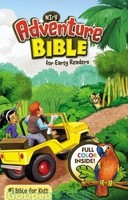 NIrV: Adventure Bible for Early Readers, Full Color (PB), Rev. Ed. - 소프트 커버