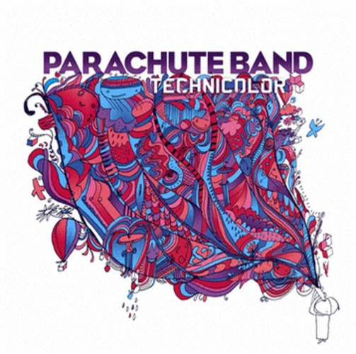 Parachute Band - Technicolor (CD DVD) 10%할인!