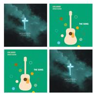 디사이플스 워십리더 정신호 음반세트 (2CD)