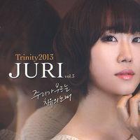 트리니티2013 - JURI 3집 (CD)