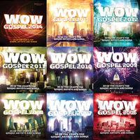 WOW GOSPEL 2006 - 2015 음반세트 (전11종)