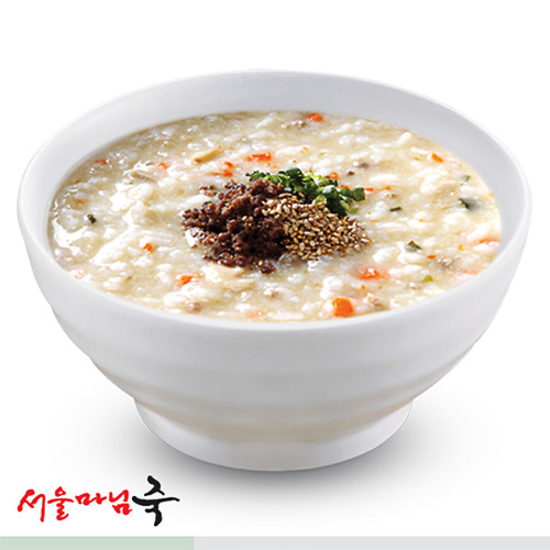 서울마님 한우 소고기죽 (500g)