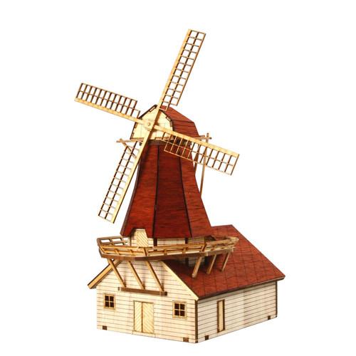 [영공방] HO 네덜f란드 풍차(YM-629)