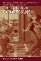 NICNT: Letter to the Colossians (HB)