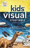 NIV: Kids Visual Study Bible (HB, Full Color Interior): Explore the Story of the Bible---People, Places, and History