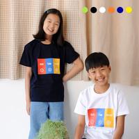 [2019 교회티] 교회 단체티 GodTube World 3색 아동 여름성경학교 단체복