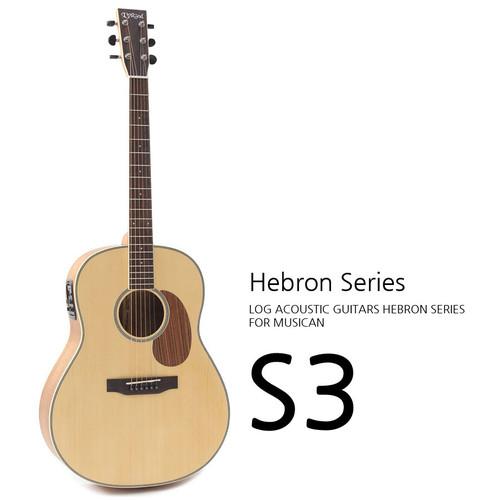로그 2020 헤브론 S3 어쿠스틱 기타