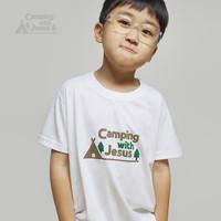 갓피플 반팔 티셔츠 - 예수님과 함께 (아동용)