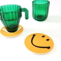 [MAGNET] 마그넷 SMILEY 스마일 코스터 2P