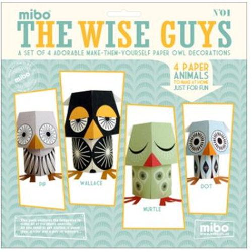 [미보 종이접기] The Wise Guys-01