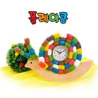 플레이콘달팽이시계
