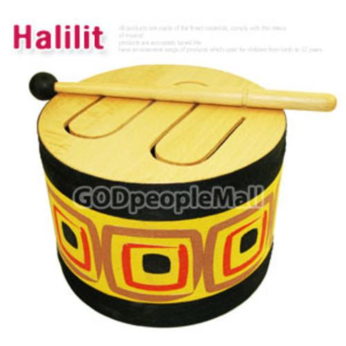 할릴릿 톤 드럼