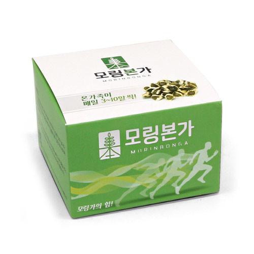 완도성광교회 김성국 집사의 모링가 열매(씨앗) 70g (인도산)