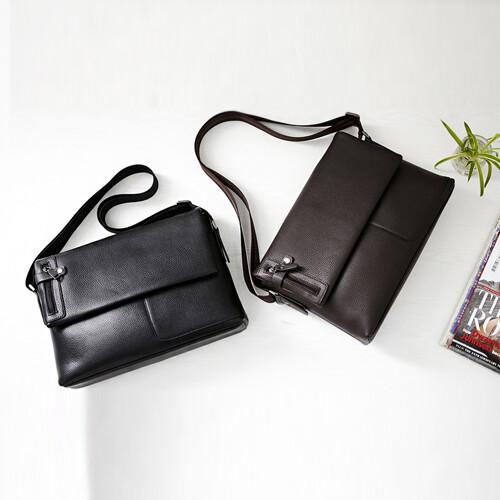 핸드메이드 고급 서류 가방 노트북 가방 크로스백(A-004/053)