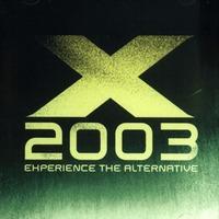 CCM 락 컴필레이션<B>  X 2003</B>(CD)